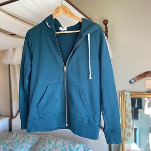 Teal old navy sweater
